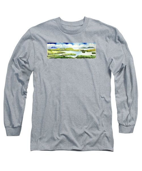 Marshes Long Sleeve T-Shirt