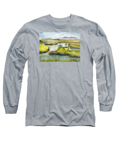 Marshes With Grash Long Sleeve T-Shirt