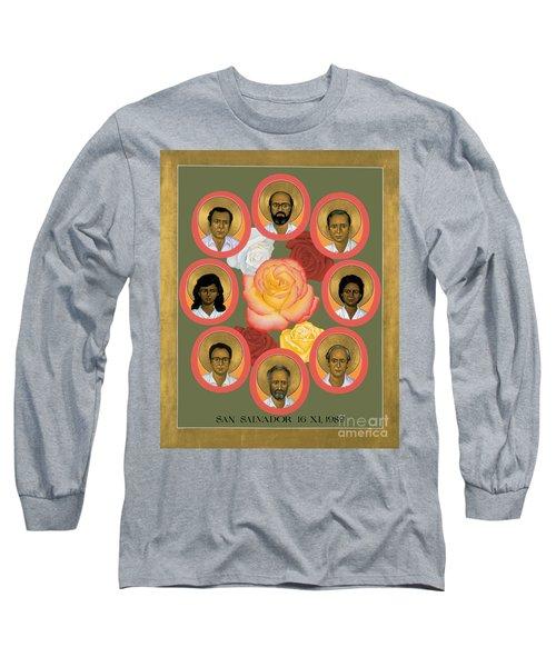 Martyrs Of The Jesuit University - Rlmju Long Sleeve T-Shirt