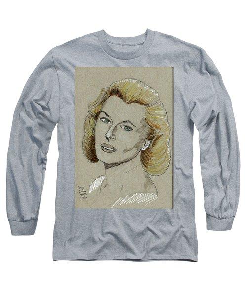 Mary Costa Long Sleeve T-Shirt
