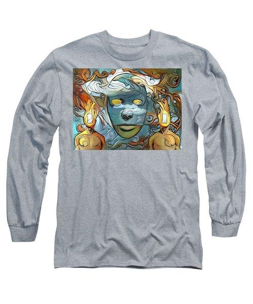 Masks Long Sleeve T-Shirt
