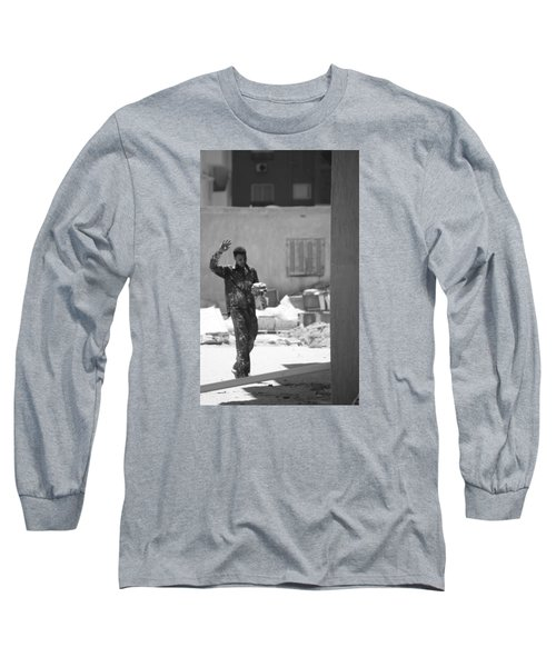 Long Sleeve T-Shirt featuring the photograph Massalama by Jez C Self