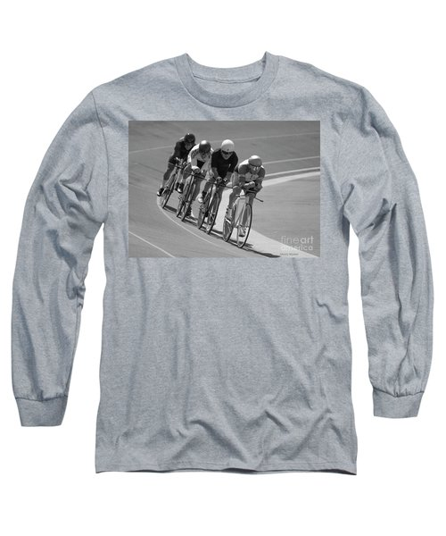 Masters Competition Team Pursuit Long Sleeve T-Shirt