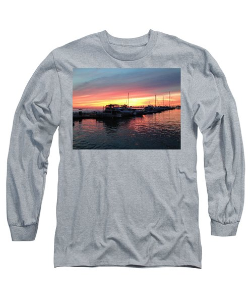 Masts And Steeples Long Sleeve T-Shirt