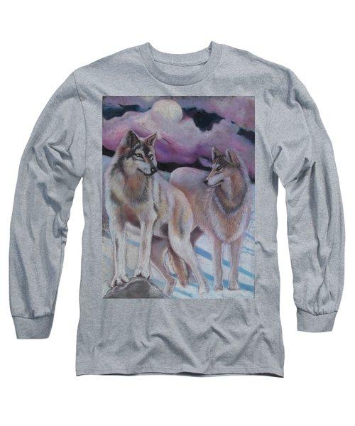 Mates Forever Long Sleeve T-Shirt