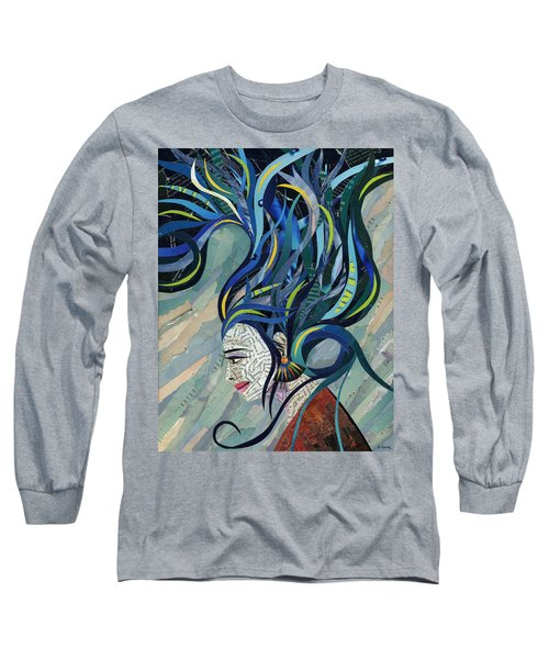 Matriarch Long Sleeve T-Shirt by Shawna Rowe