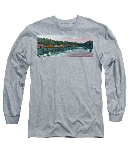 Mattawa Morning Long Sleeve T-Shirt