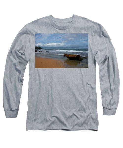 Maui Beach  Long Sleeve T-Shirt