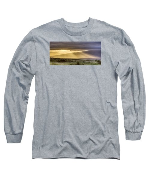 Maui Sunset God Rays Long Sleeve T-Shirt