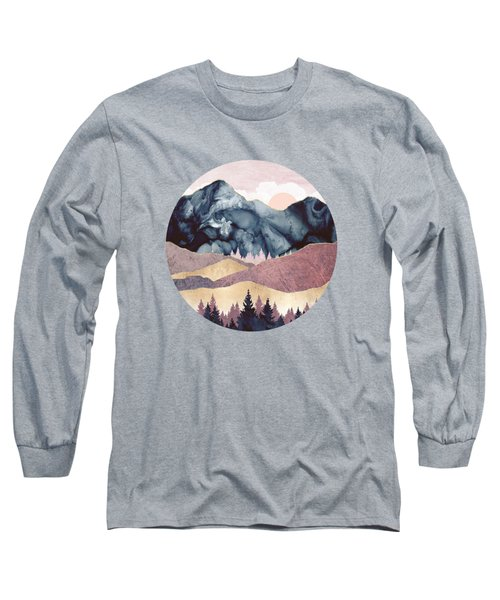 Mauve Vista Long Sleeve T-Shirt