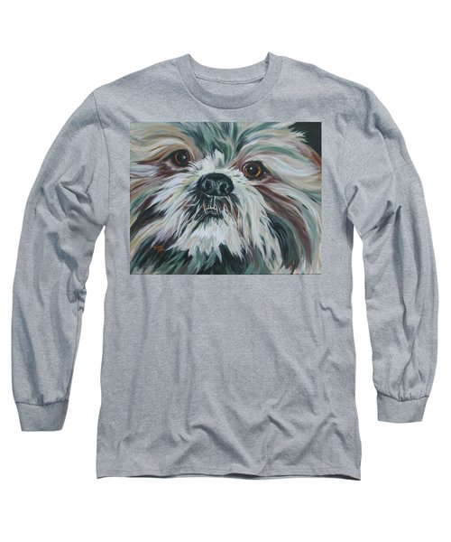 Max Up Close And Personal Long Sleeve T-Shirt