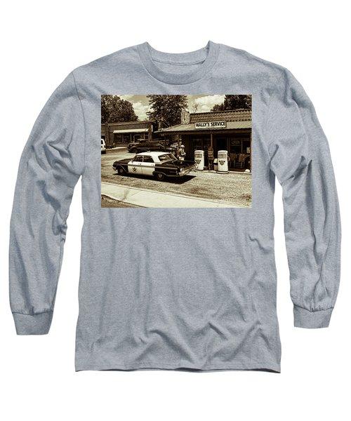 Automobile History Long Sleeve T-Shirt
