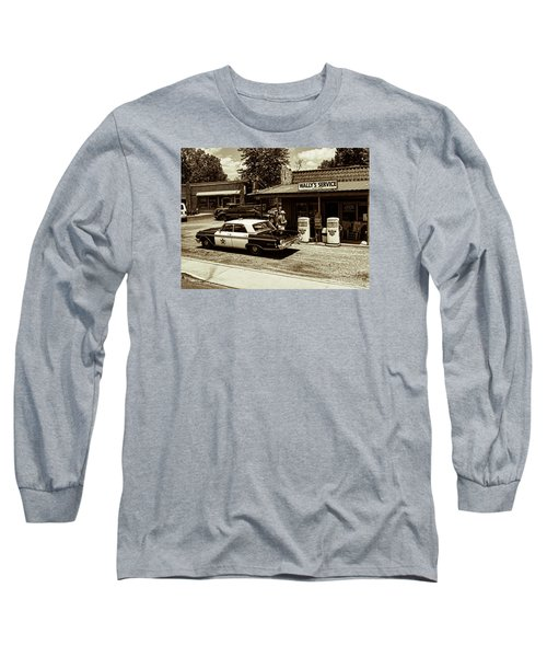 Automobile History Long Sleeve T-Shirt