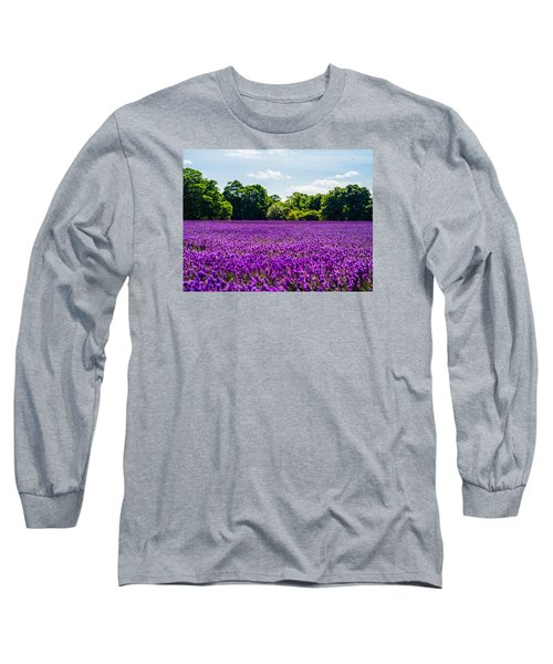 Mayfield Lavender Long Sleeve T-Shirt