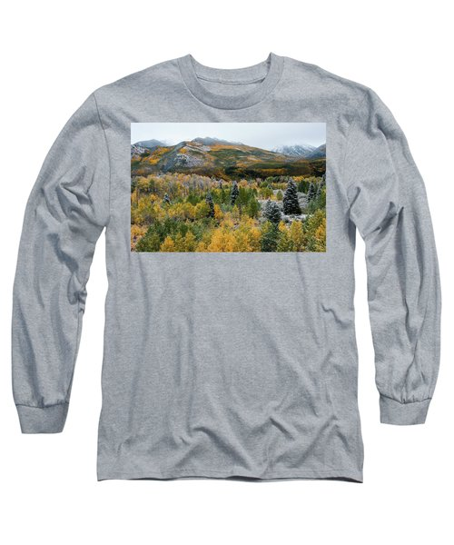 Mcclure Pass - 9606 Long Sleeve T-Shirt