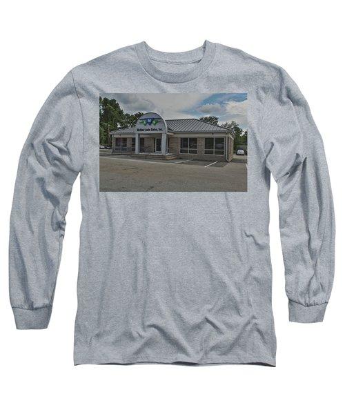 Mcnair4 Long Sleeve T-Shirt