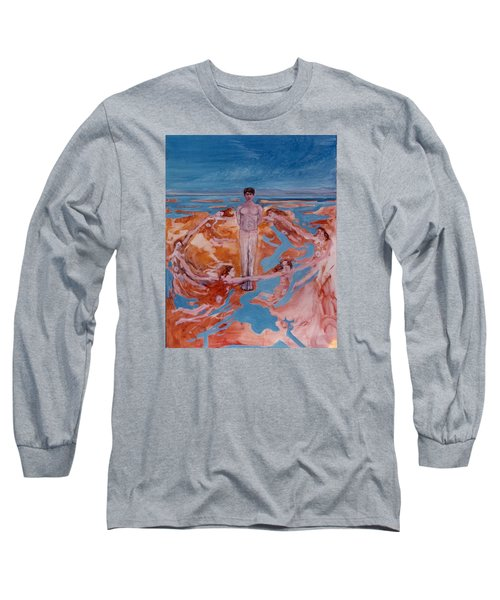 Me And The Furies Long Sleeve T-Shirt