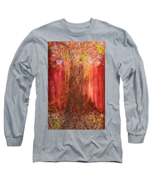 Me Tree Long Sleeve T-Shirt by Gallery Messina