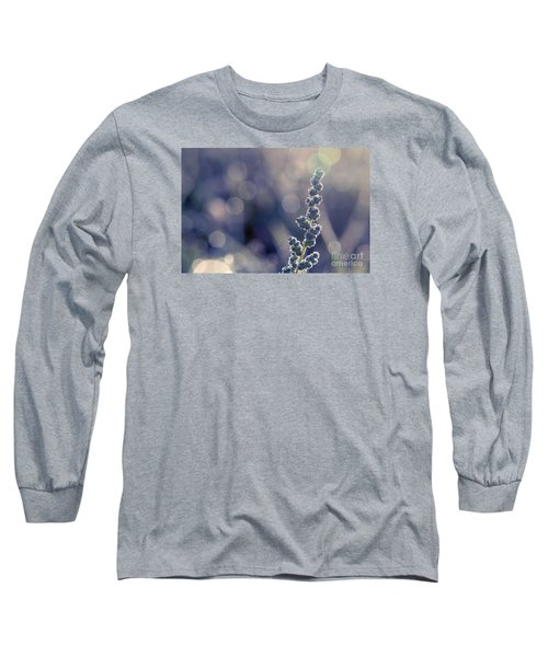 Long Sleeve T-Shirt featuring the photograph Meadow Flower  by Odon Czintos