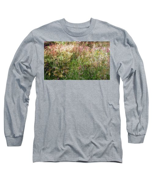 Meadow Long Sleeve T-Shirt by Linde Townsend