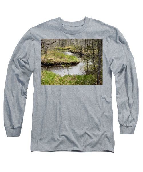 Meandering Long Sleeve T-Shirt