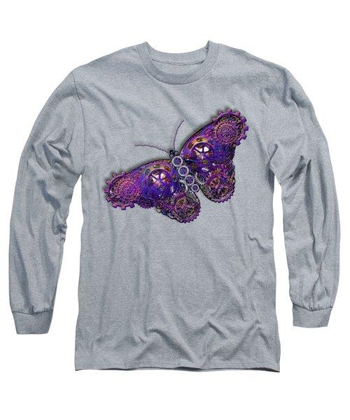 Mecha Imago Long Sleeve T-Shirt