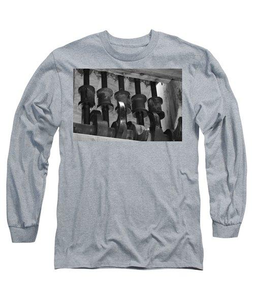 Mechanism Long Sleeve T-Shirt