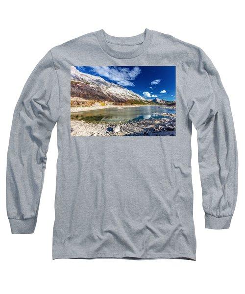Medicine Lake Jasper Long Sleeve T-Shirt