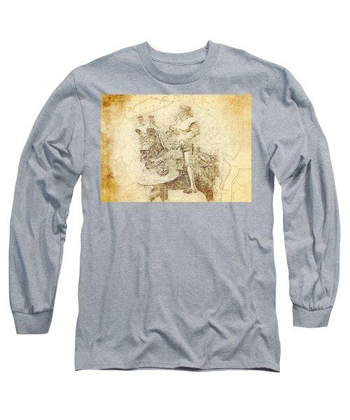 Medieval Europe Long Sleeve T-Shirt