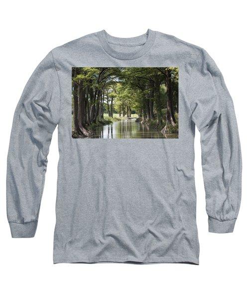 Medina River Long Sleeve T-Shirt