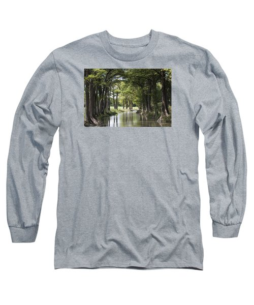 Medina River Long Sleeve T-Shirt