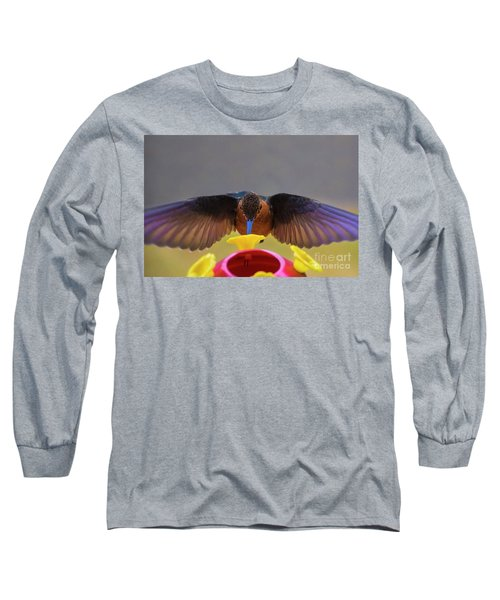 Meet Andre The Giant  Long Sleeve T-Shirt