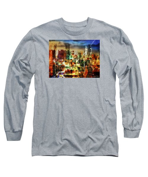 Megapolis Long Sleeve T-Shirt