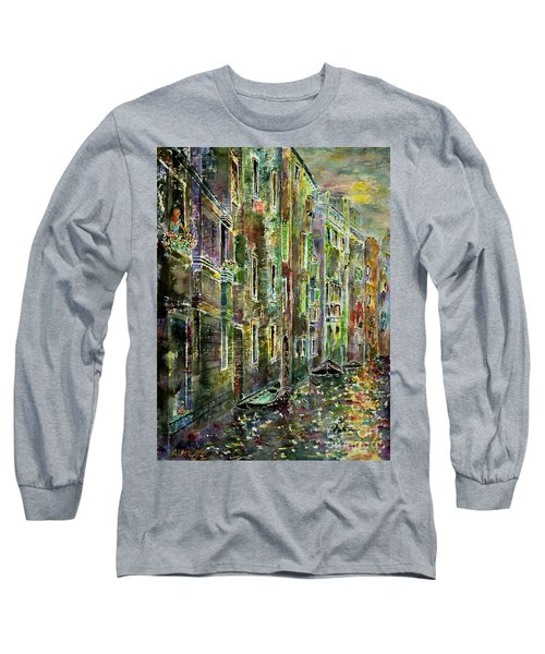 Melanconia Long Sleeve T-Shirt