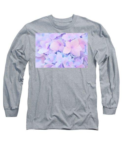 Mellifluence Long Sleeve T-Shirt by Iryna Goodall