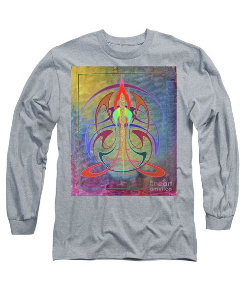 Mellow New Vo Long Sleeve T-Shirt by Alan Johnson