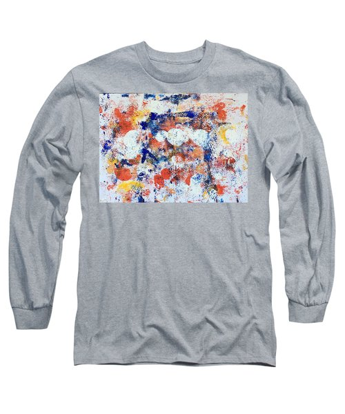 Memorial No 3 Long Sleeve T-Shirt