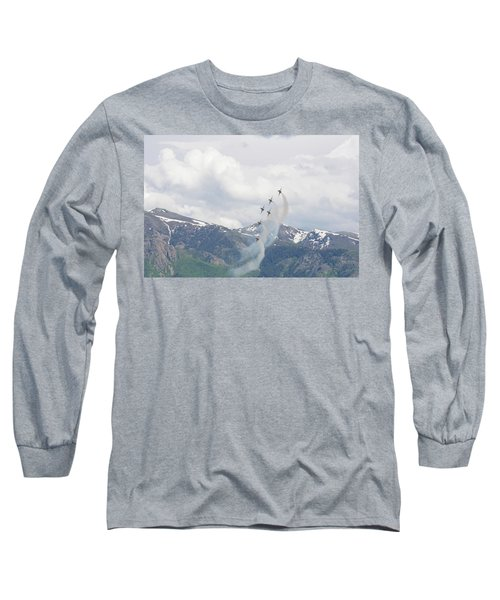 Memorial Pass Long Sleeve T-Shirt