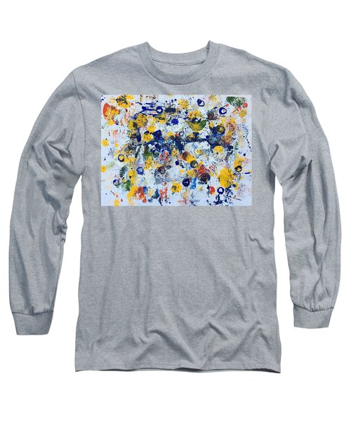 Michigan No 3 Long Sleeve T-Shirt
