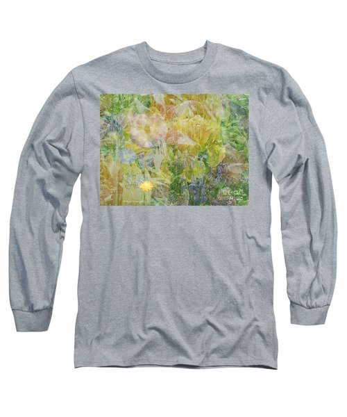 Memories Of The Garden Long Sleeve T-Shirt