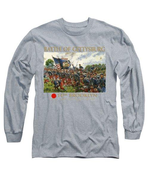 Men Of Brooklyn Long Sleeve T-Shirt