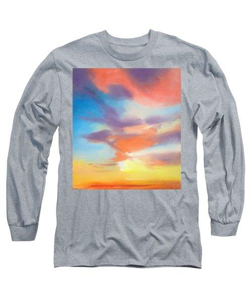Mendelssohn Symphony #4 Long Sleeve T-Shirt