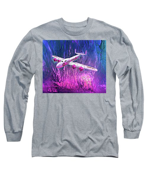 Mental Get A Way Long Sleeve T-Shirt by Michael Cleere