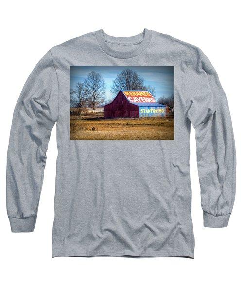 Meramec Caverns Barn Long Sleeve T-Shirt