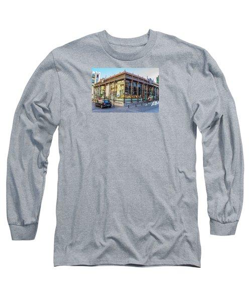 Mercado San Miguel, Madrid Long Sleeve T-Shirt