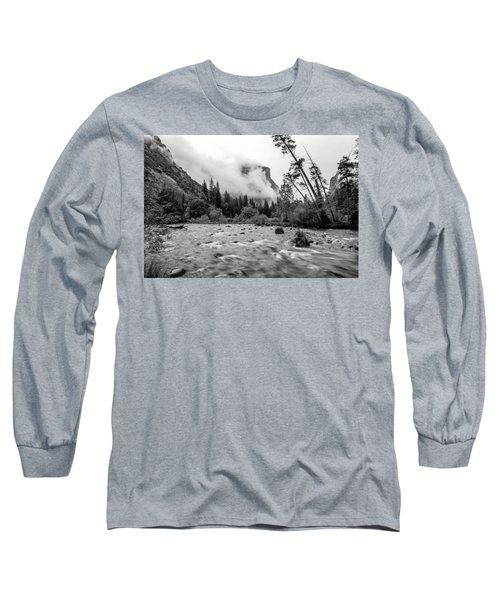 Merced River Long Sleeve T-Shirt