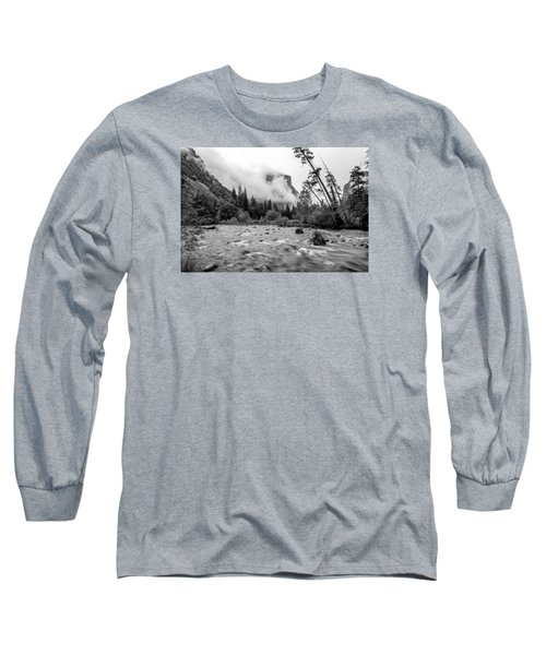 Merced River Long Sleeve T-Shirt