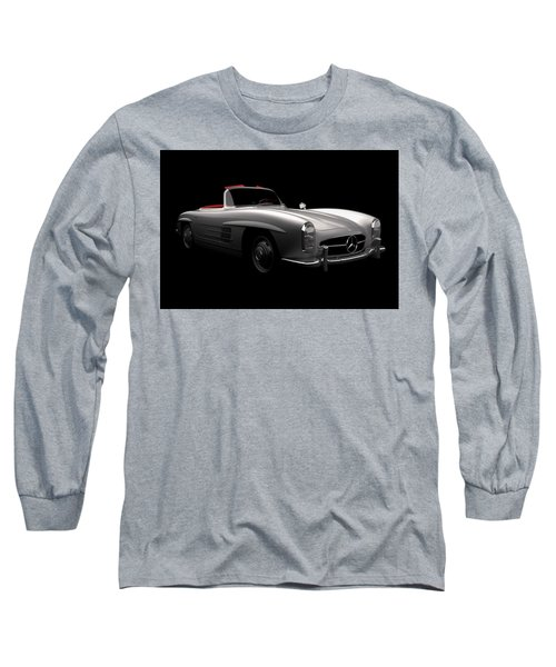 Mercedes 300 Sl Roadster Long Sleeve T-Shirt
