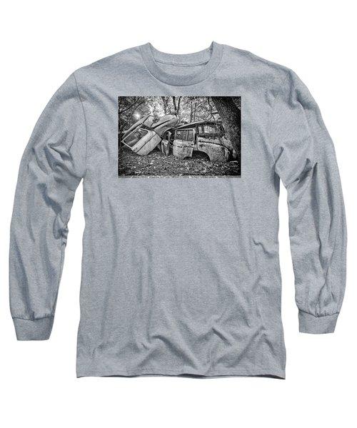 Merging Traffic Long Sleeve T-Shirt
