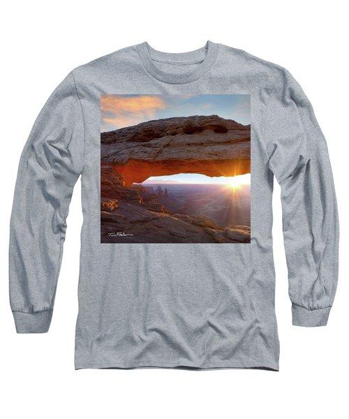 Mesa Arch, Canyonlands, Utah Long Sleeve T-Shirt